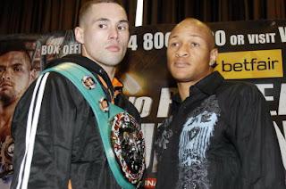 Tony Bellew vs. Isaac Chilemba