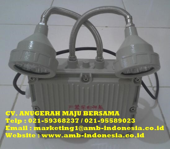 Lampu LED Explosion Proof Non Explosion Proof: Jual Lampu