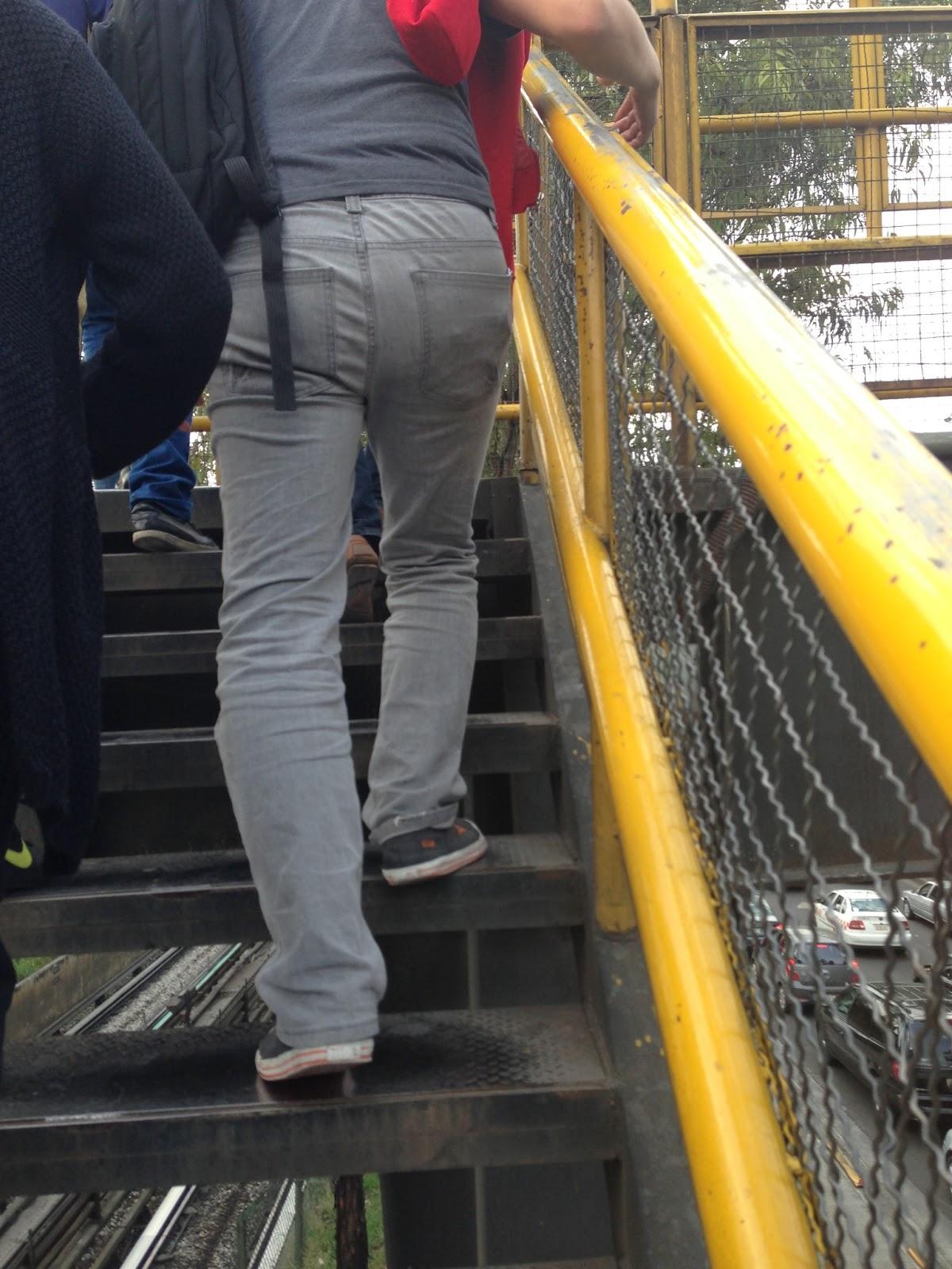 Culito en jeans la paz bolivia voyeur - 5 2
