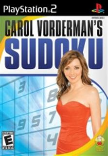 Torrent Super Compactado Carol Vorderman's Sudoku PS2