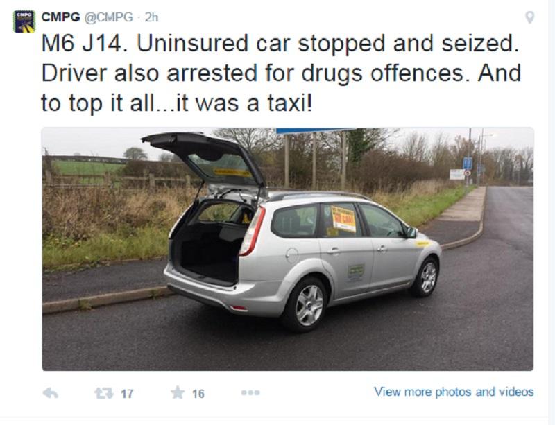 Cresta Cars Manchester >> Manchester Taxi News