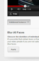 Youtube blur