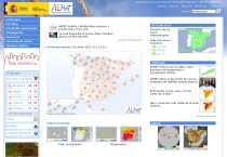 AEMET el tiempo en España online