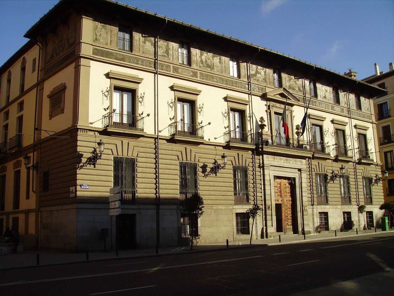 Leonardo da vinci septiembre 2011 for Instituto italiano de cultura madrid
