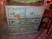 Arundel Eccentrics Butterflies chests of drawers