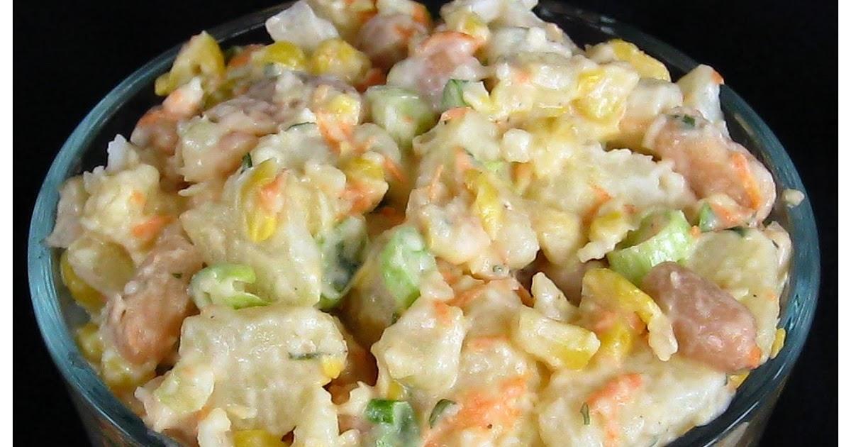 Salade de pommes de terre à la mexicaine
