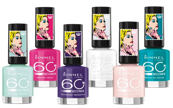 Rimmel moisture renew lipstick and rita ora 60 seconds for How to renew old nail polish