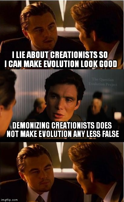 Demonizing creationists is actually a lie about the history of modern science. The truth is, science developed under a biblical environment.