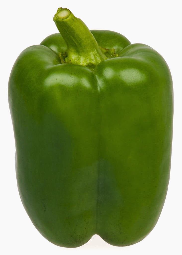 morrón verde