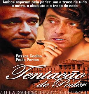 Promessas de Paulo Portas e Passos Coelho