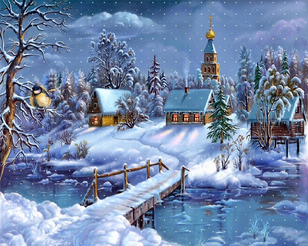 Winter Wallpaper Animated Wallpapers Background Wallpapers Amazing Wallpapers D Wallpaper