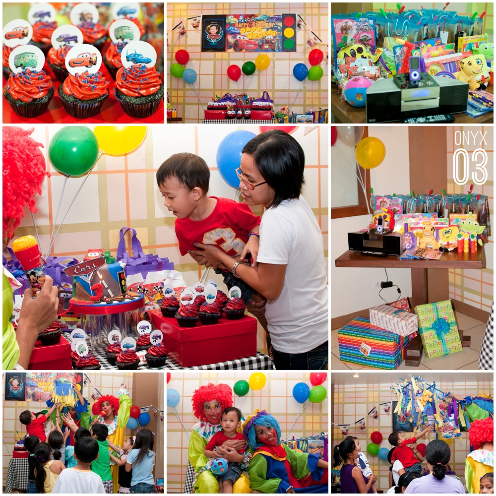 what madeleine loves cars 2 party theme for onyx s 3rd birthday