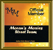 Author Kelly Moran's Official Stream Team