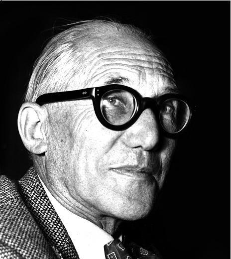 The Naked Charles-Édouard Jeanneret, AKA Le Corbusier: A