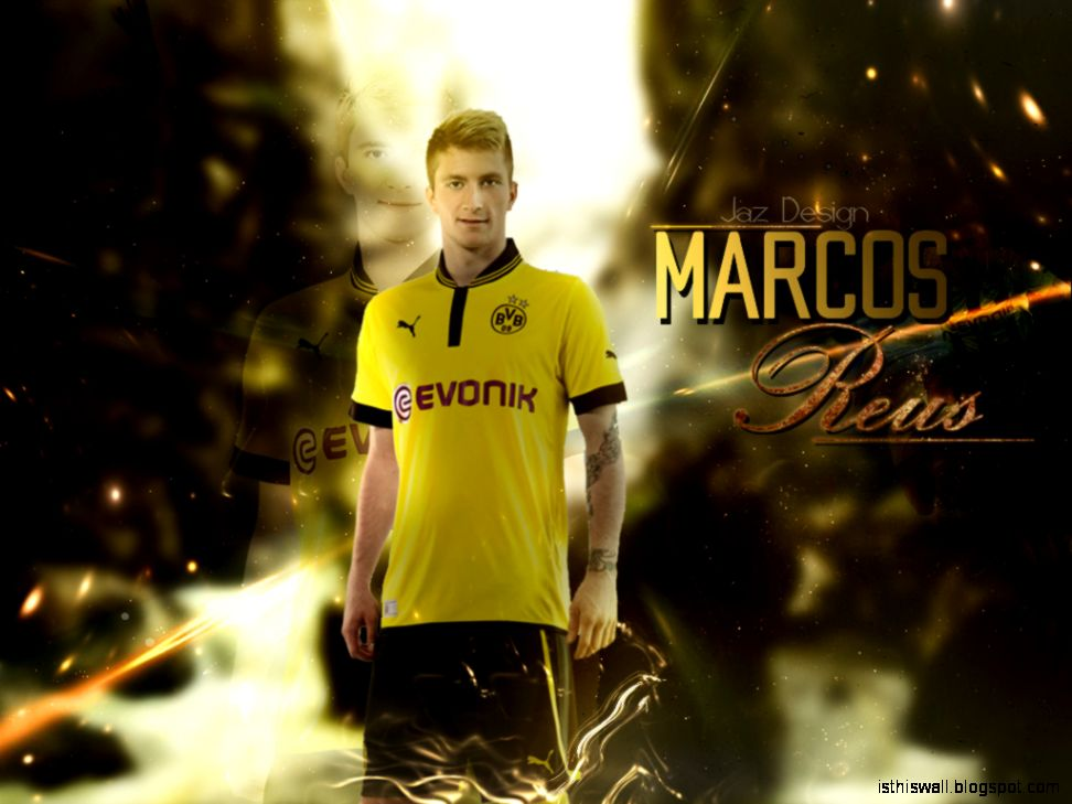Marco Reus Wallpaper by SaiyanJaz on DeviantArt