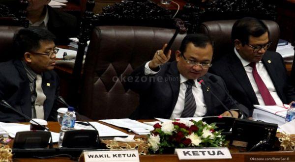 PDIP Gugat Pengesahan UU Pilkada ke MK