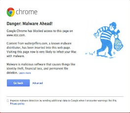 HOW TO REMOVE GOOGLE MALWARE WARNING FROM OUR BLOGGER / WEBSITE