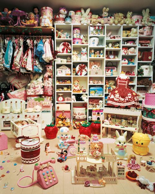 Kawaii like me kawaii bedroom for Chambre kawaii