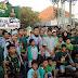 Gandeng Bonek, KPU Sosialisasikan Pilgub Jatim 2018 Dengan Bagi-Bagi Takjil