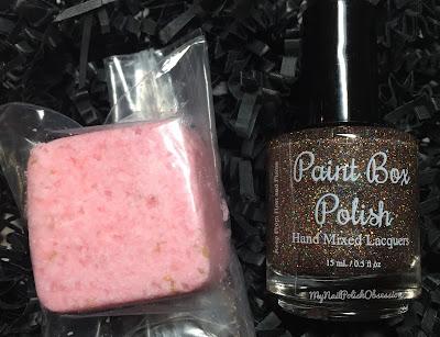 Paint Box Polish LE NYE Duo