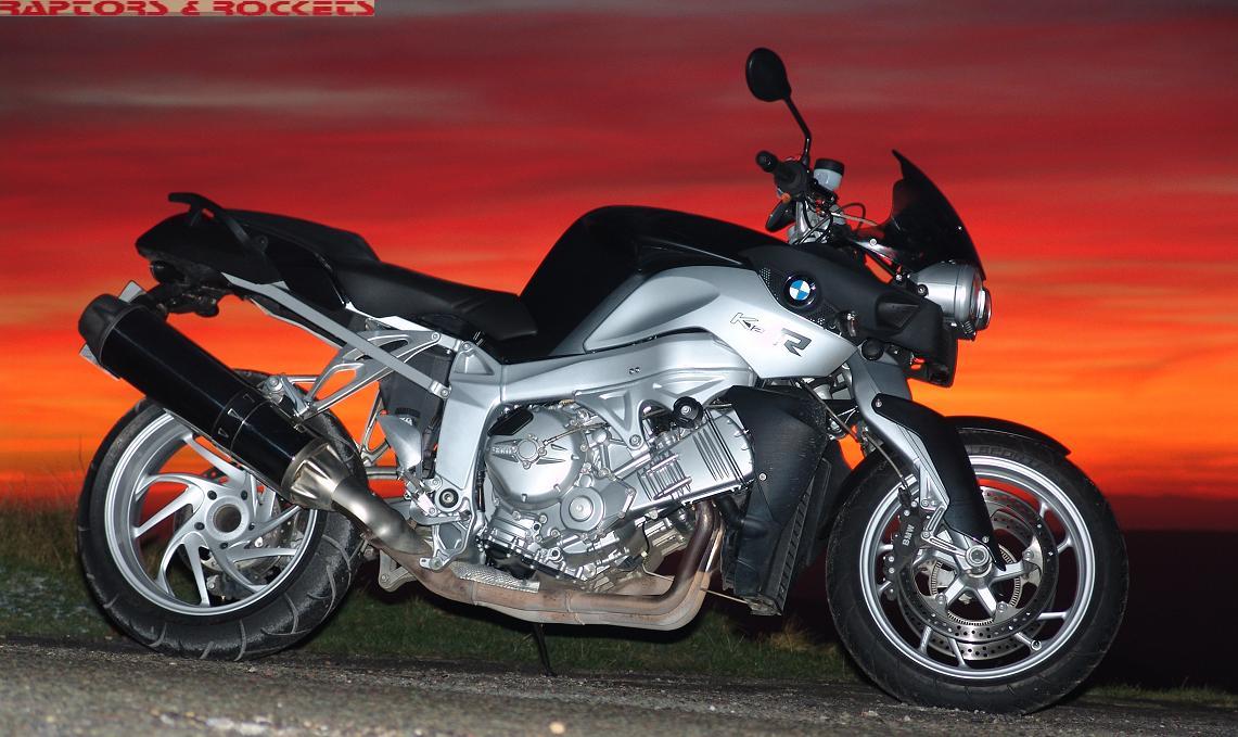 Beautiful Bikes Bmw K1200r Bikes