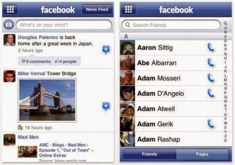 App that generates Facebook statuses