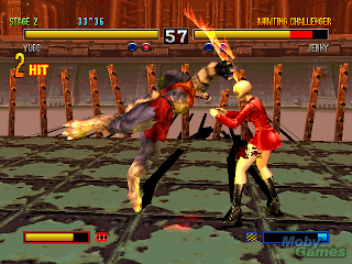 game gratis Bloody Roar