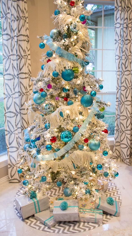 Christmas Tree Decoration Ideas Martha Stewart : Minute fringe garland for your christmas tree design