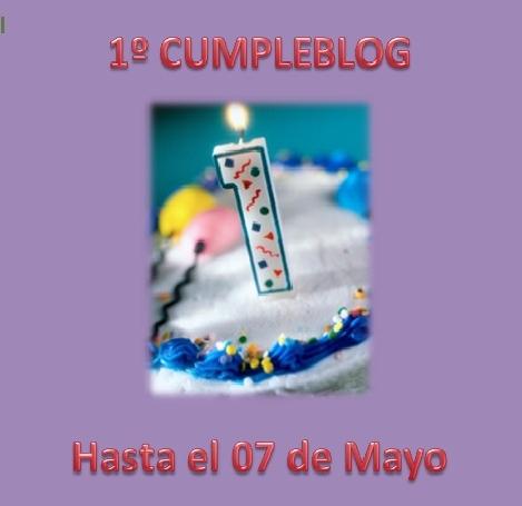 CumpleBlog El Baul de Cleo