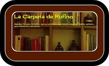 LA CARPETA DE RUFINO