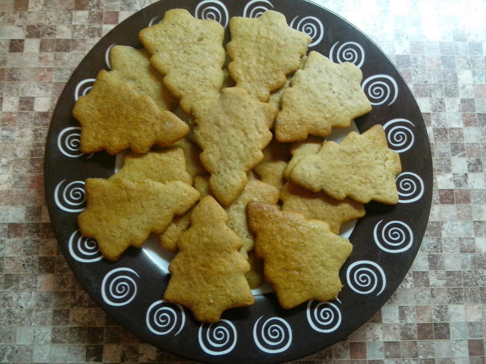 Имбирное печенье едим дома рецепт