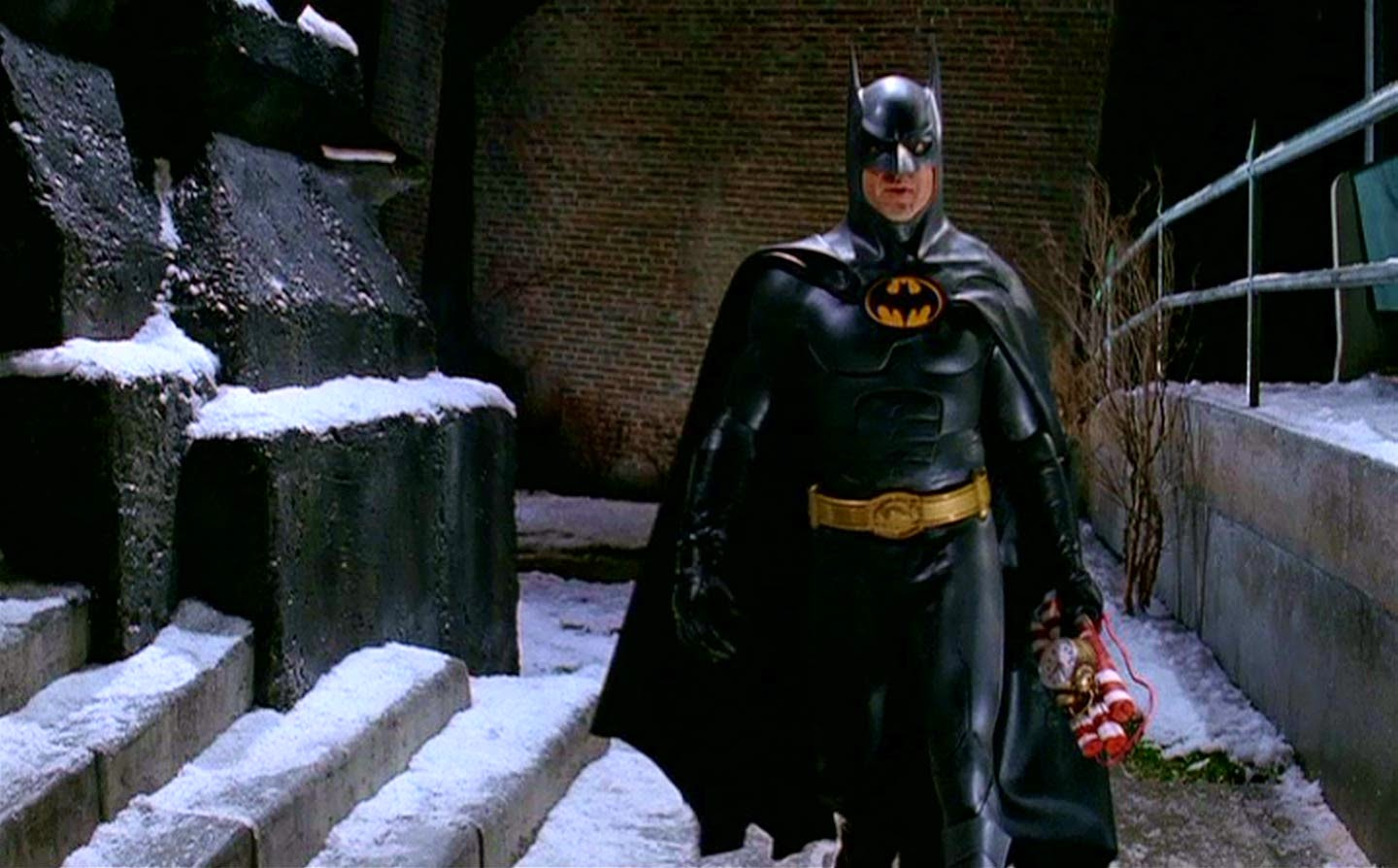 75 Aniversario Batman: traje batman Returns 1992