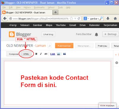 cara membuat contact form pada blog-14
