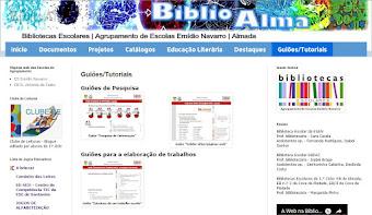 Blogue das Bibliotecas Escolares