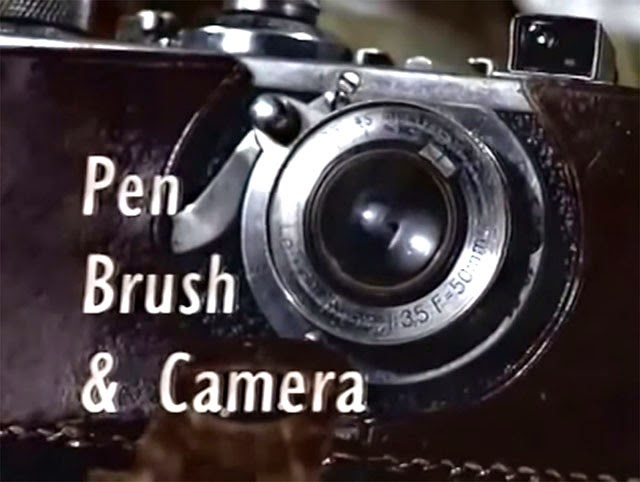 Pen, Brush and Camera: A 1998 Documentary on the Life and Work of Henri Cartier-Bresson