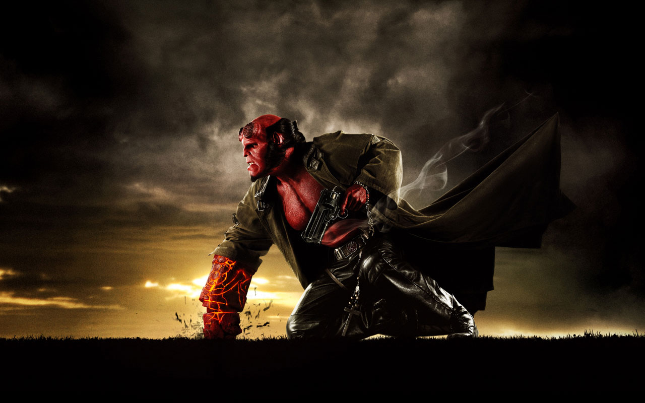 Hellboy Wallpapers Free by