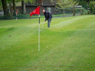 Photo of the Miniature Golf course in Wardown Park, Luton