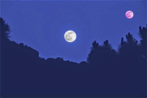Agensi ANGKASA Perjelas Fenomena Bulan Berkembar 27 Ogos