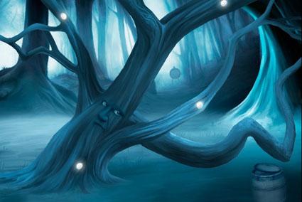 Magic Forest Escape 4