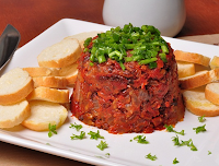 Patê de Tomate-Seco e Semente de Girassol (vegana)
