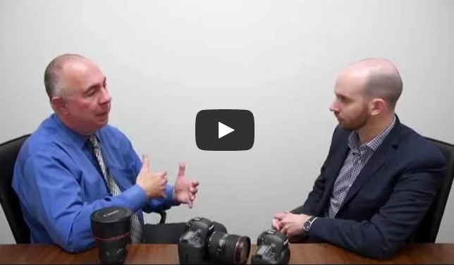 The New Canon EOS 5DS and 5DS R - With Canon's Chuck Westfall