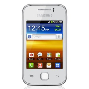 Phone Android Samsung GT-S5360L Galaxy Y Unlocked Review