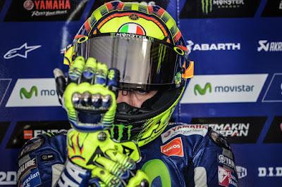 Berdasarkan Hasil FP3, Rossi Juara Dunia Berikut Hitung-hitunganya