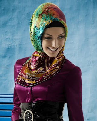 Latest turkish hijab style pictures