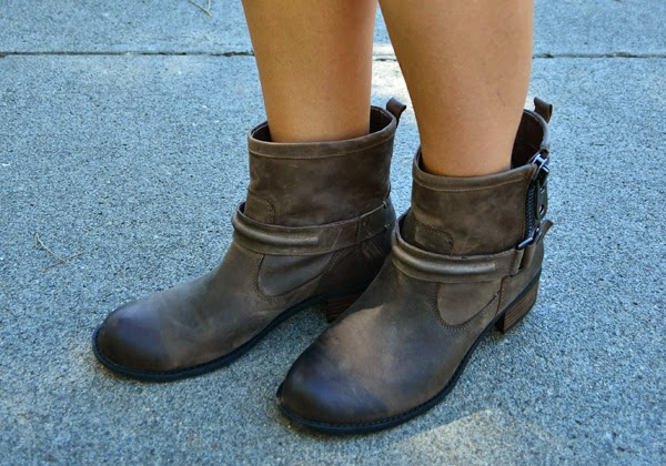 leather shoemint boots