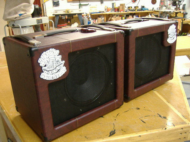Steamboat Ampworks 2012 - Last year in speaker cabinetry. | WD's ...
