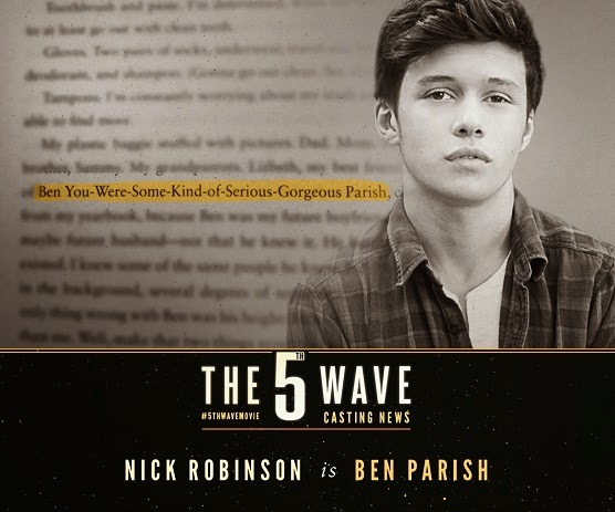 nick robinson 5th wave movie