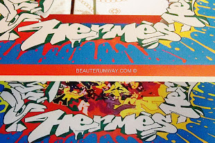 Herms Scotts Square Singapore Store Opening Rocked By Kongo Graffiti