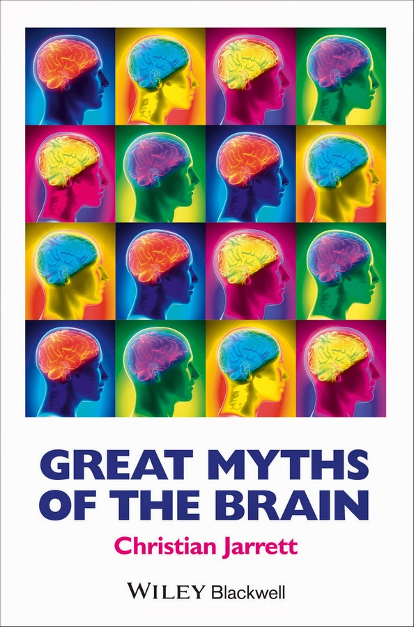"""great myths of the brain"" - Christian Jarret"