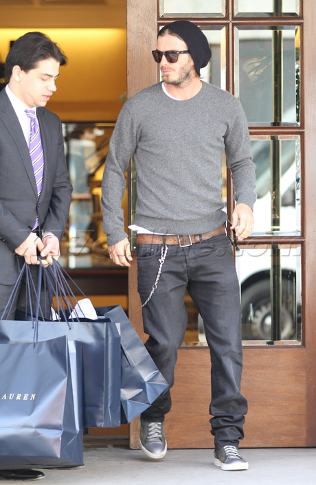 New Hot Sneakers N Shoes Star Style David Beckham